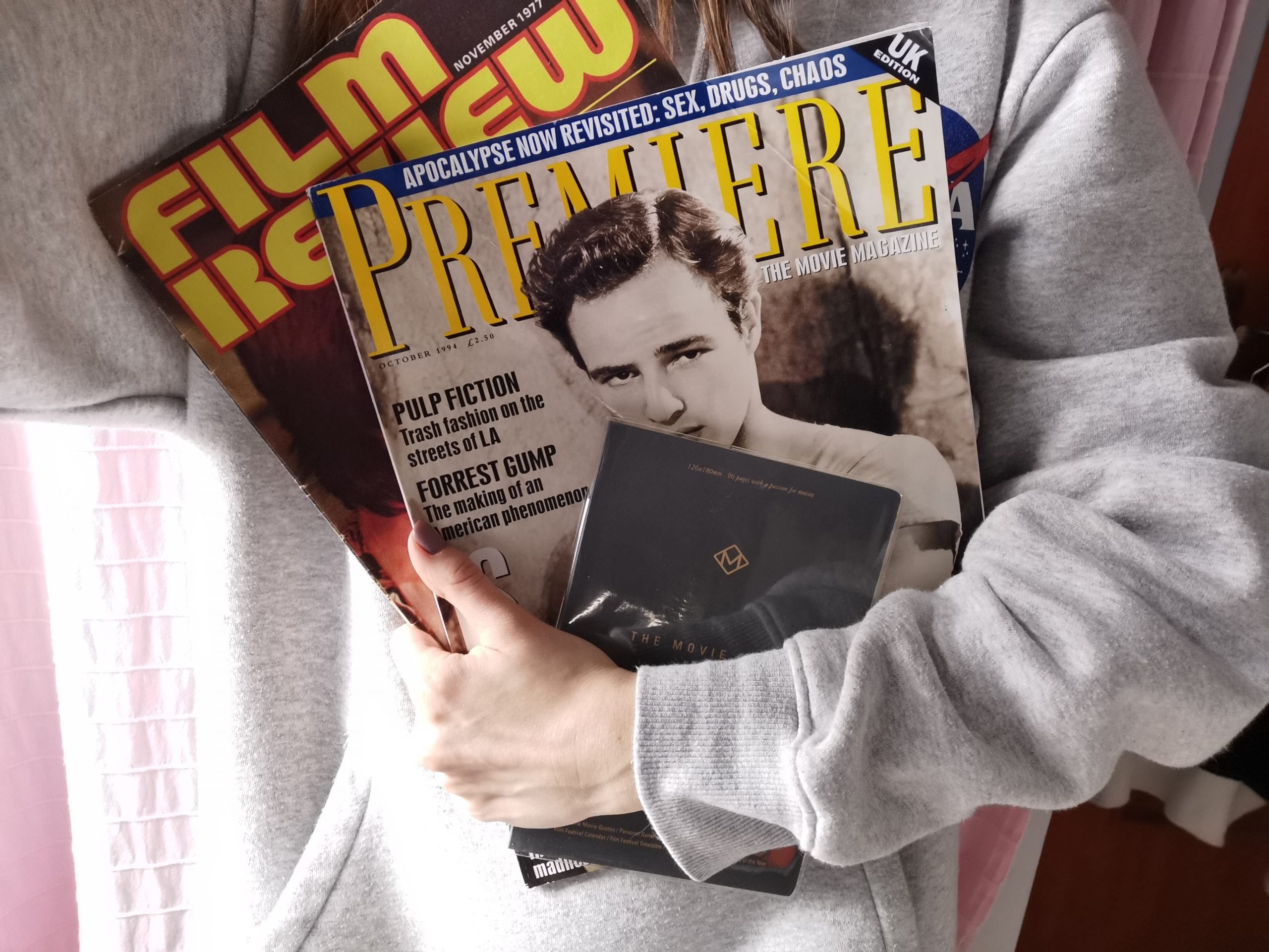 Film journal – kick off!