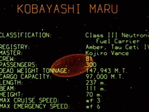 Kobayashi Maru, the no-win scenario